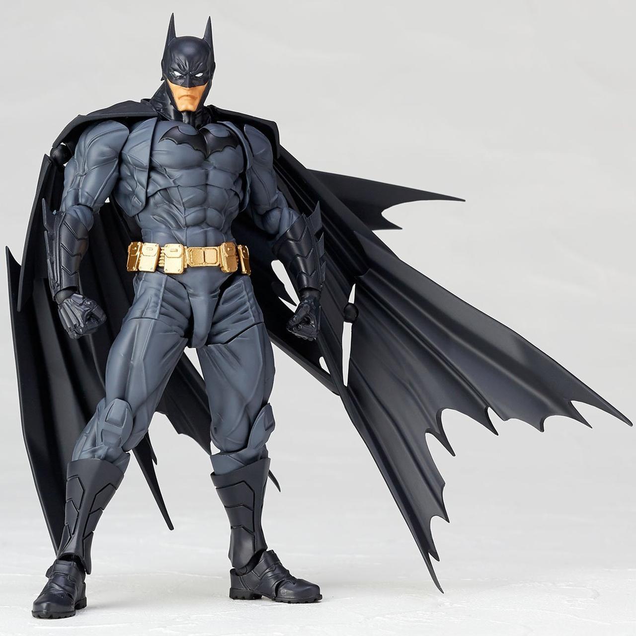画像4: フィギュアコンプレックス アメイジングヤマグチ powered by リボルテック 「BATMAN バットマン」