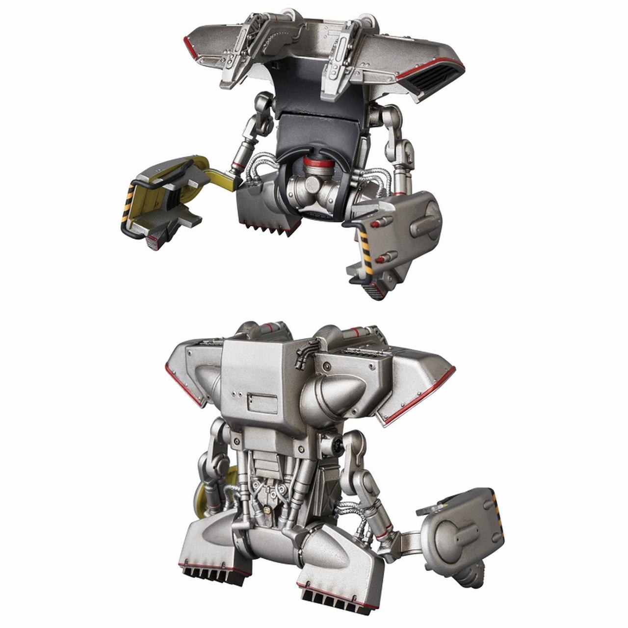 画像3: マフェックス(MAFEX) 「ロボコップ3」 ロボコップ with ジェットパック