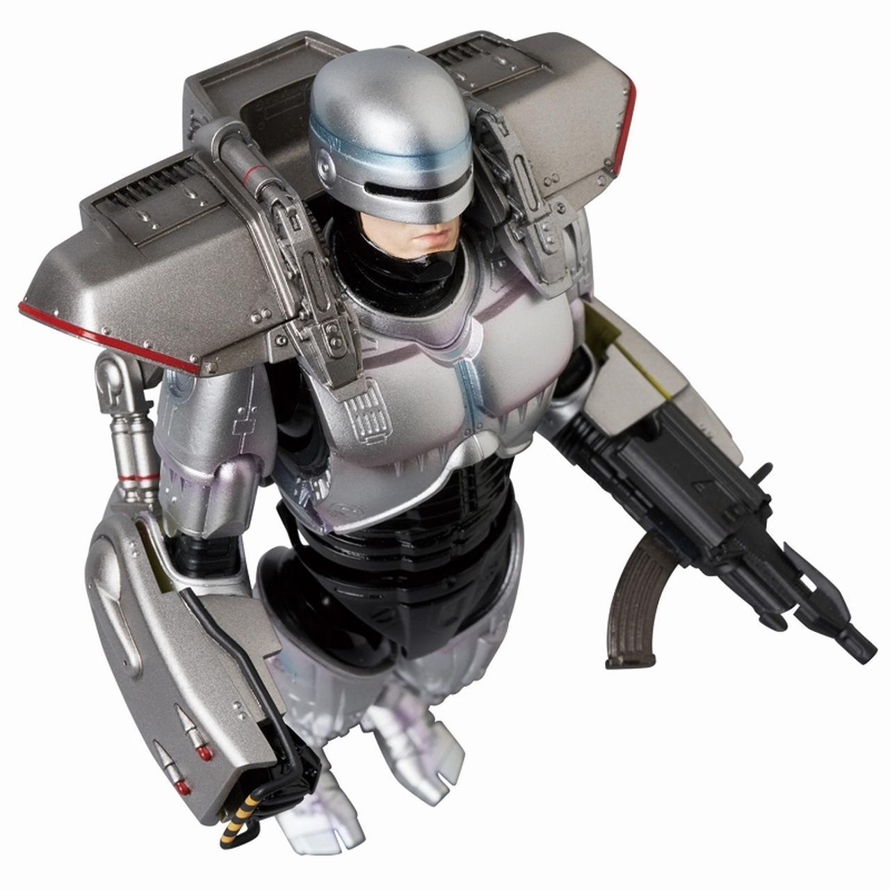 画像1: マフェックス(MAFEX) 「ロボコップ3」 ロボコップ with ジェットパック