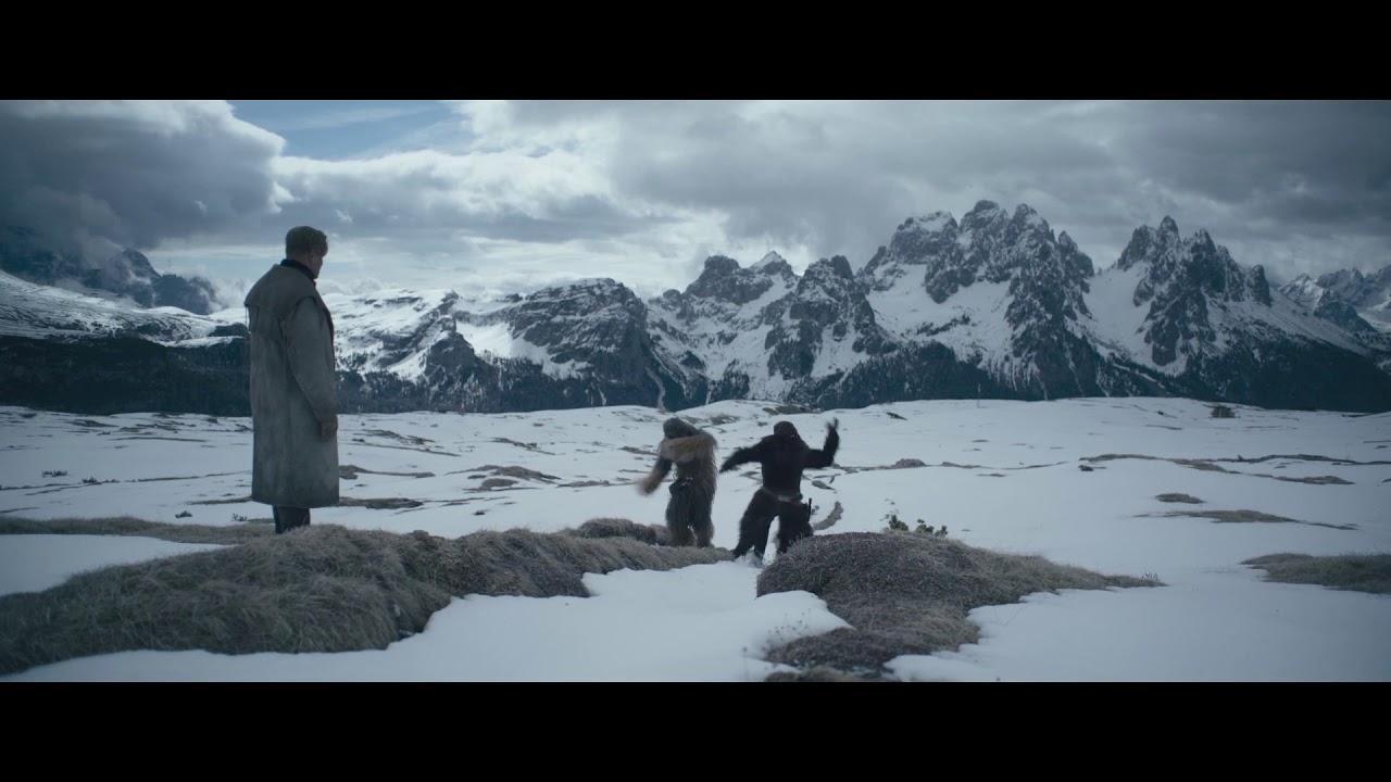 画像: 「ハン・ソロ/スター・ウォーズ・ストーリー」MovieNEX 未公開シーン:雪合戦 www.youtube.com