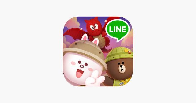 画像: LINE バブル2
