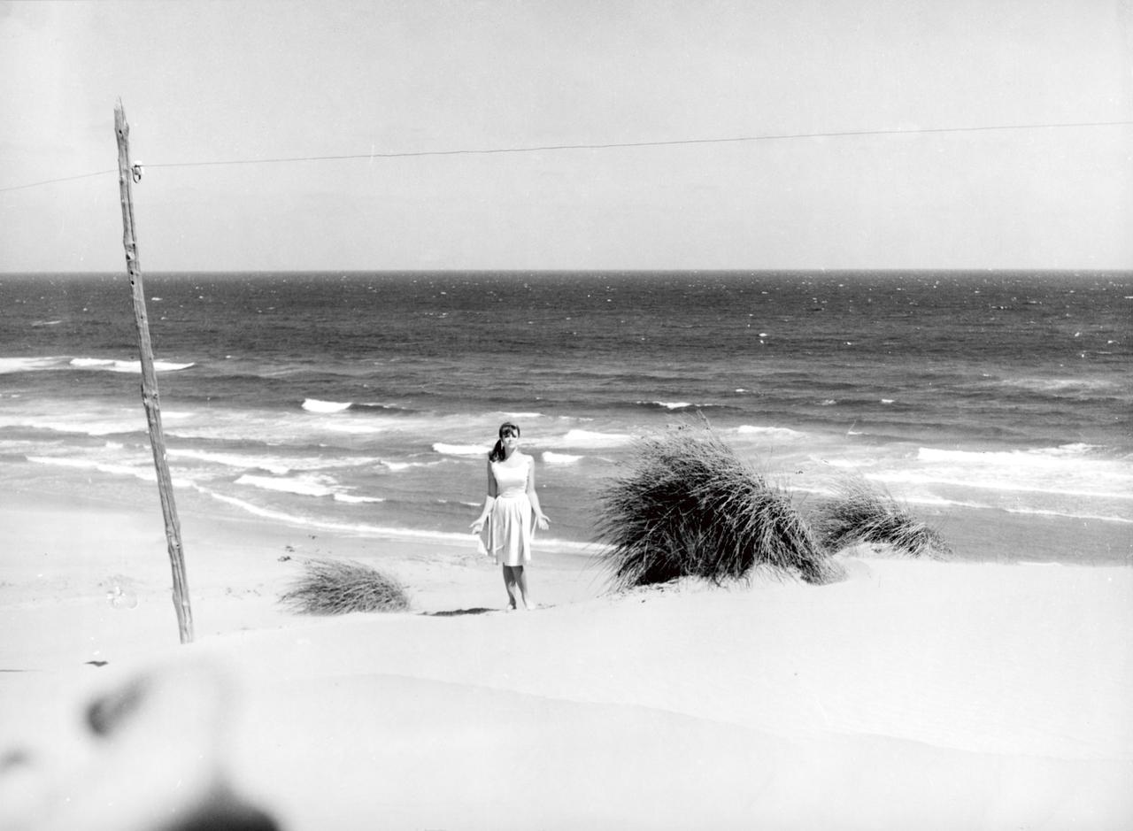 画像: 『不滅の女』L'IMMORTELLE (c)1963 IMEC
