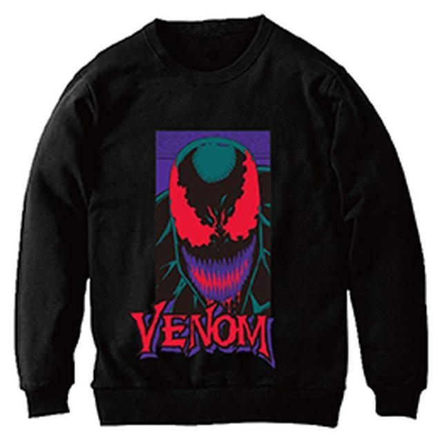 画像: 【入荷済】「ヴェノム」スウェット ブラック SCREEN STORE