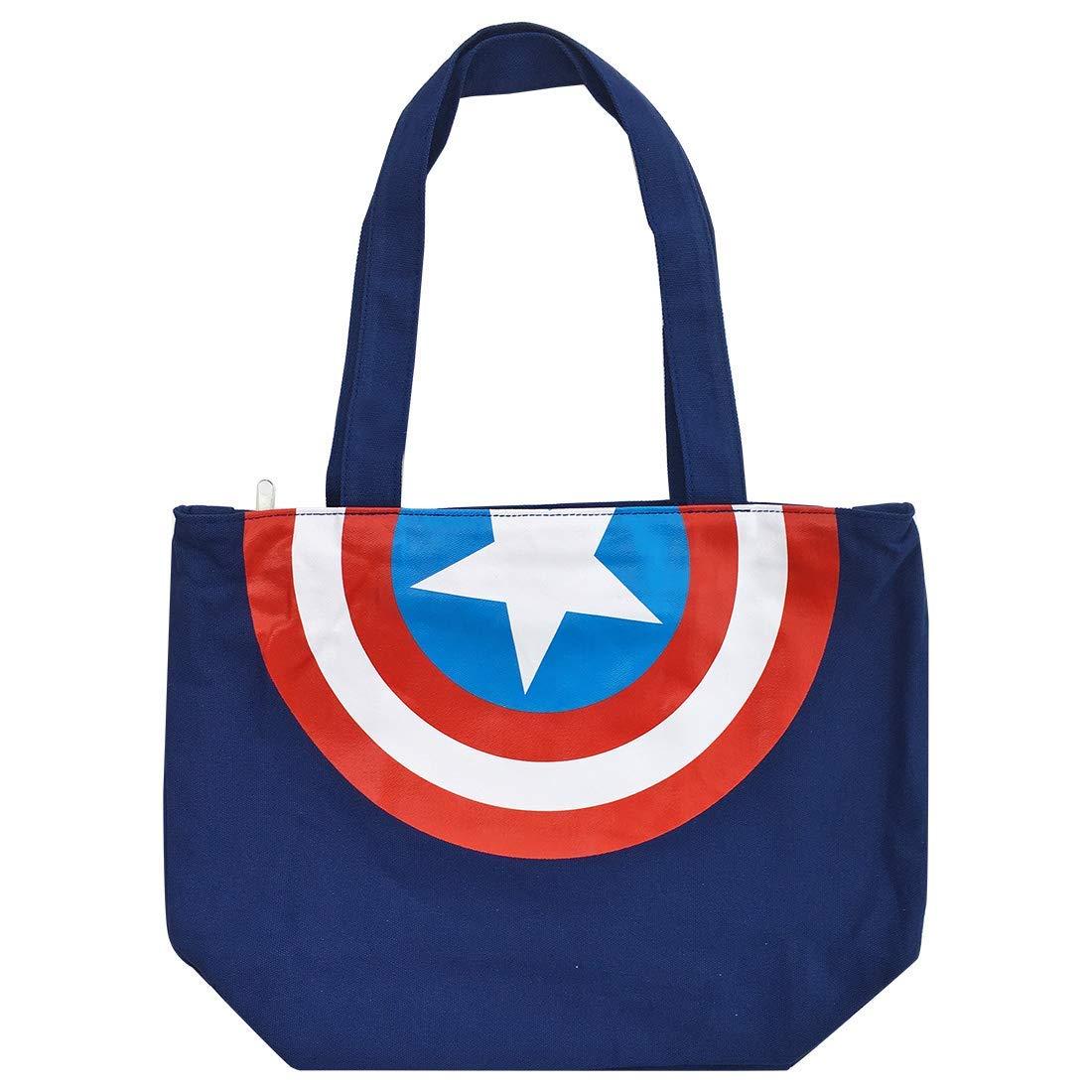 画像: 「キャプテン・アメリカ」セパレートトートバッグ シールド