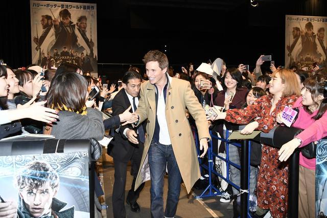 画像1: 日本のファンは情熱的で、皆さんの愛に心から感謝