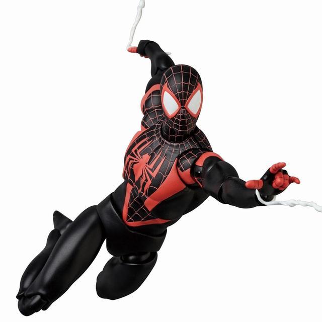 画像3: 「スパイダーマン」マフェックス(MAFEX)/ マーベルコミック:スパイダーマン マイルズ・モラレス