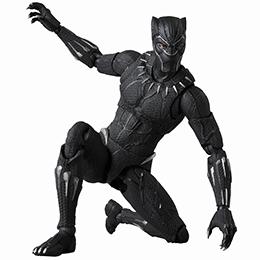 画像: 【予約品】【送料無料】 「ブラックパンサー」マフェックス(MAFEX) ブラックパンサー 2019年8月発売予定