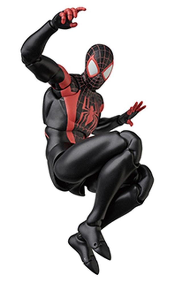 画像: 【予約品】【送料無料】「スパイダーマン」 マフェックス(MAFEX)/ マーベルコミック:スパイダーマン マイルズ・モラレス 2019年8月発売予定