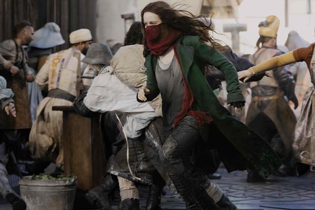 画像2: 「型破りなヒーローだ!」とジャクソンも太鼓判!