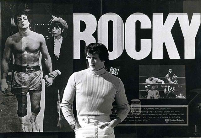 画像: 「ロッキー」シリーズ&スタローンの貴重なアーカイブ本が「クリード 炎の宿敵」公開を記念して発売中!