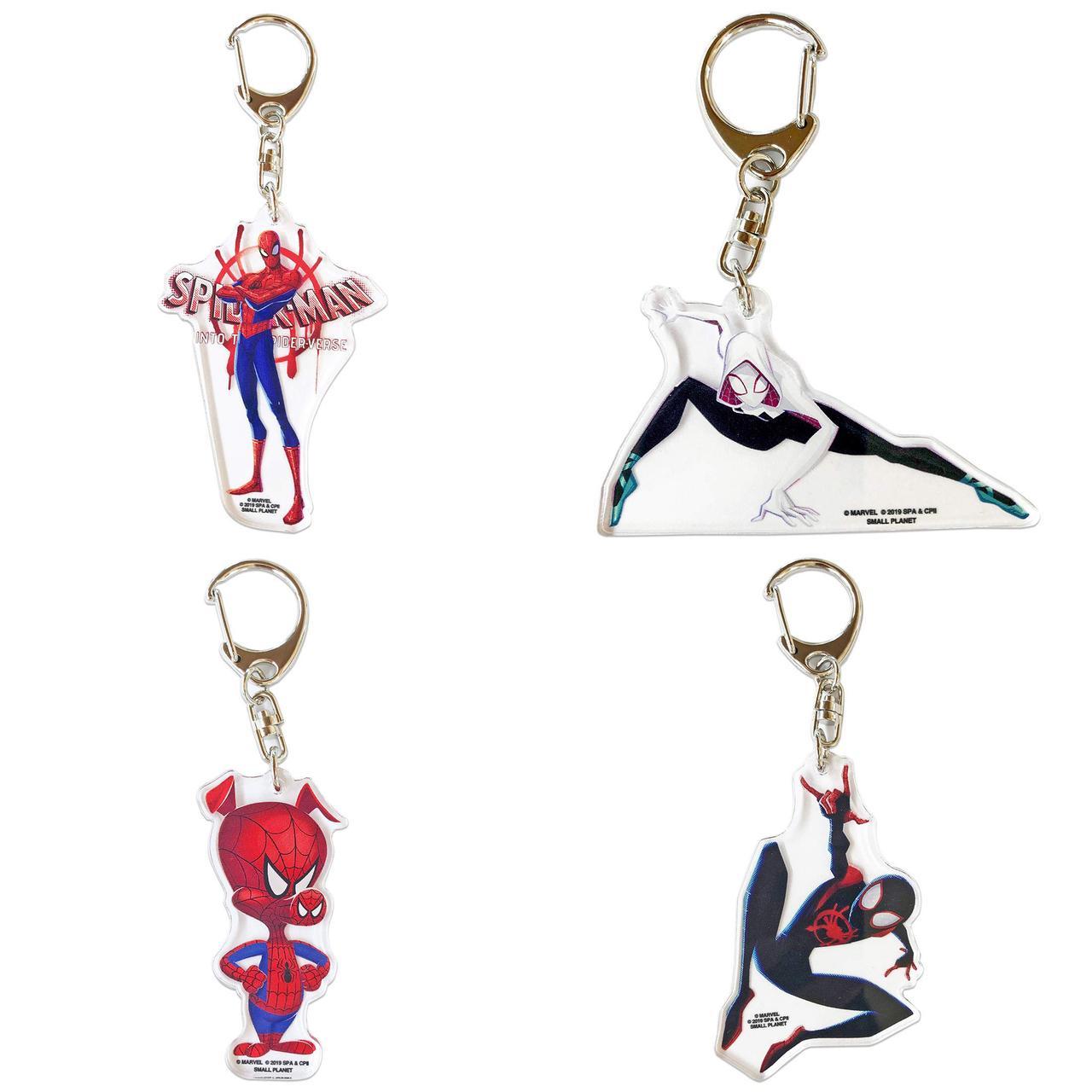 「スパイダーマン:スパイダーバース」コレクションにぴったりなグッズ発売!
