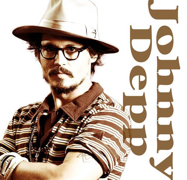 画像: メッセージが入ったジョニー・デップの額装ポートレートがついに発売!
