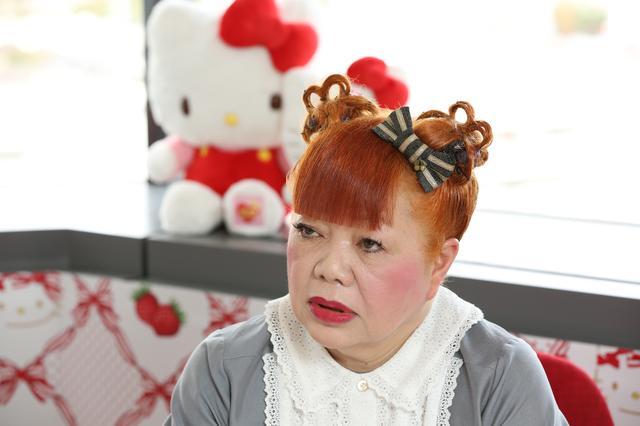 画像: インタビューに答える山口裕子さん