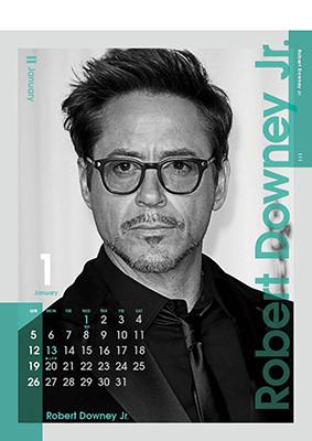 画像: 《60%OFF・送料無料》ハリウッドスター カレンダー2020