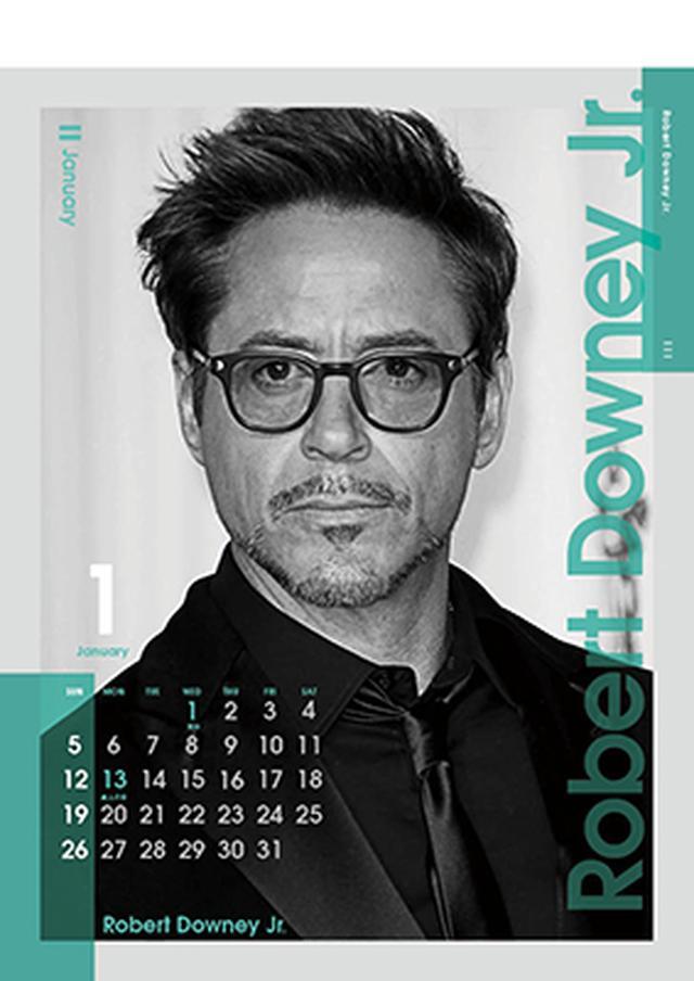 画像1: 《送料無料》ハリウッドスター カレンダー2020
