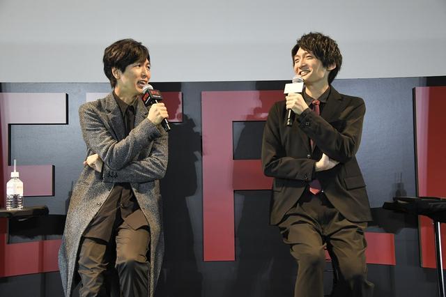 画像: 写真(左):神谷浩史 (右):島﨑信長