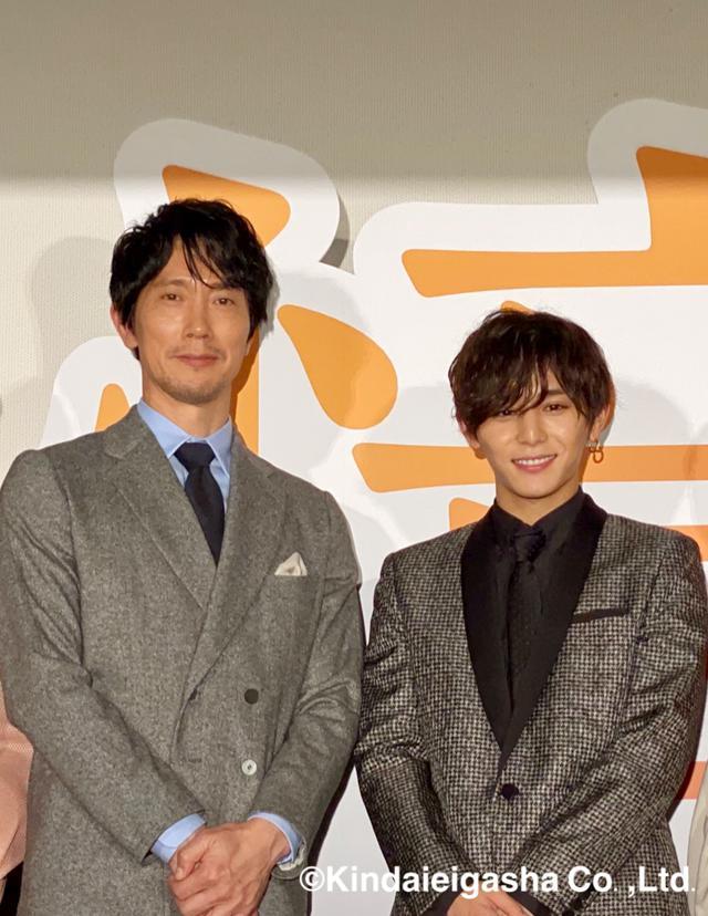 画像: 主演の山田涼介が熱望していた佐々木蔵之介との共演を叶える