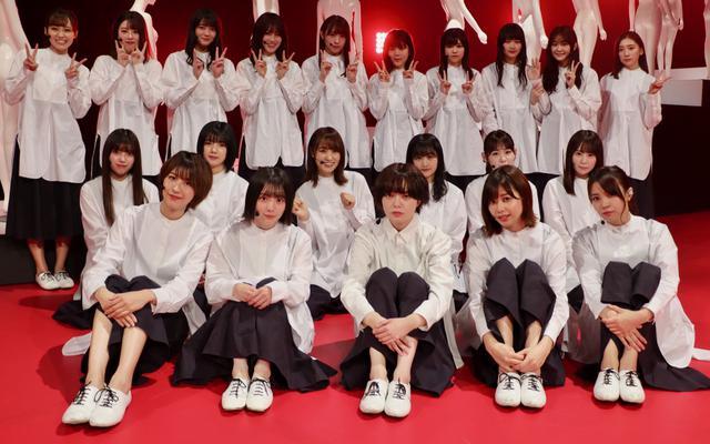 画像: 欅坂46