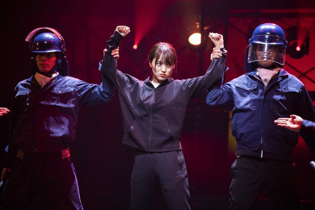 画像5: 欅坂46キャプテン菅井友香主演  舞台『飛龍伝2020』1月30日より開幕