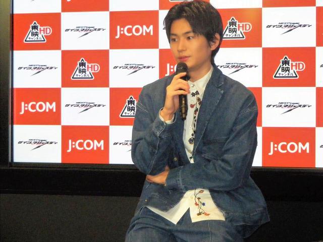 画像1: 『仮面ライダージオウ NEXT TIME ゲイツ、マジェスティ』の上映記念イベントにゲイツ役の押田岳が登場!