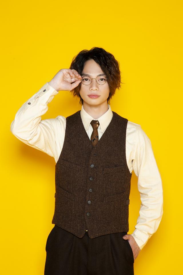 画像: 渡来暦(わたらい こよみ)役の池田純矢