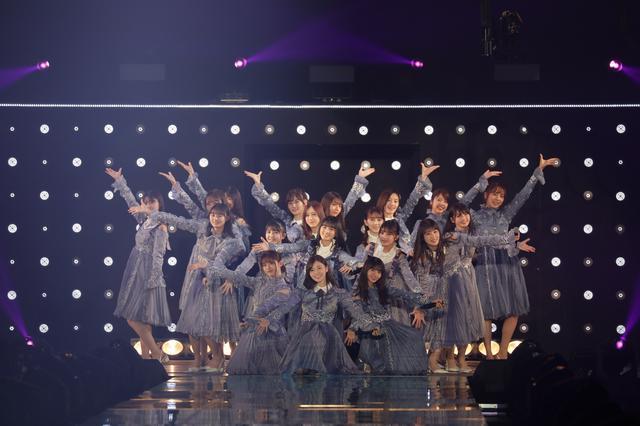 画像: ©マイナビ TOKYO GIRLS COLLECTION 2020 SPRING/SUMMER LIVE パフォーマンスを披露した乃木坂46