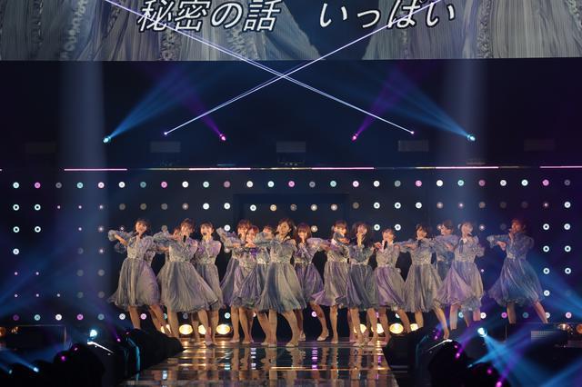 画像: ©マイナビ TOKYO GIRLS COLLECTION 2020 SPRING/SUMMER 乃木坂46