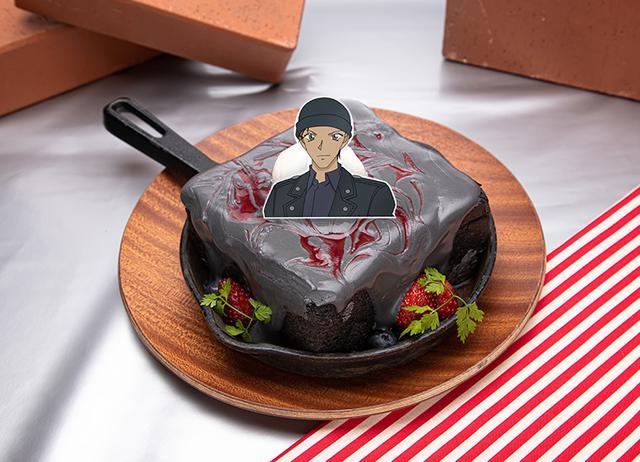 画像: 赤井の黒ゴマハニーバタートースト