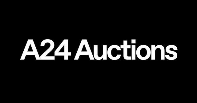 画像: A24 Auctions