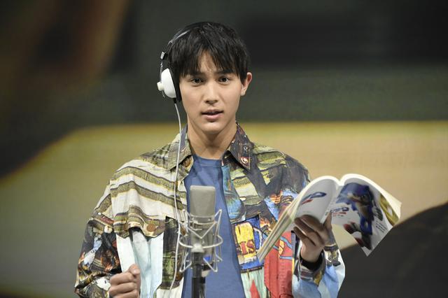 画像: ソニックの日本語吹替を担当した中川大志