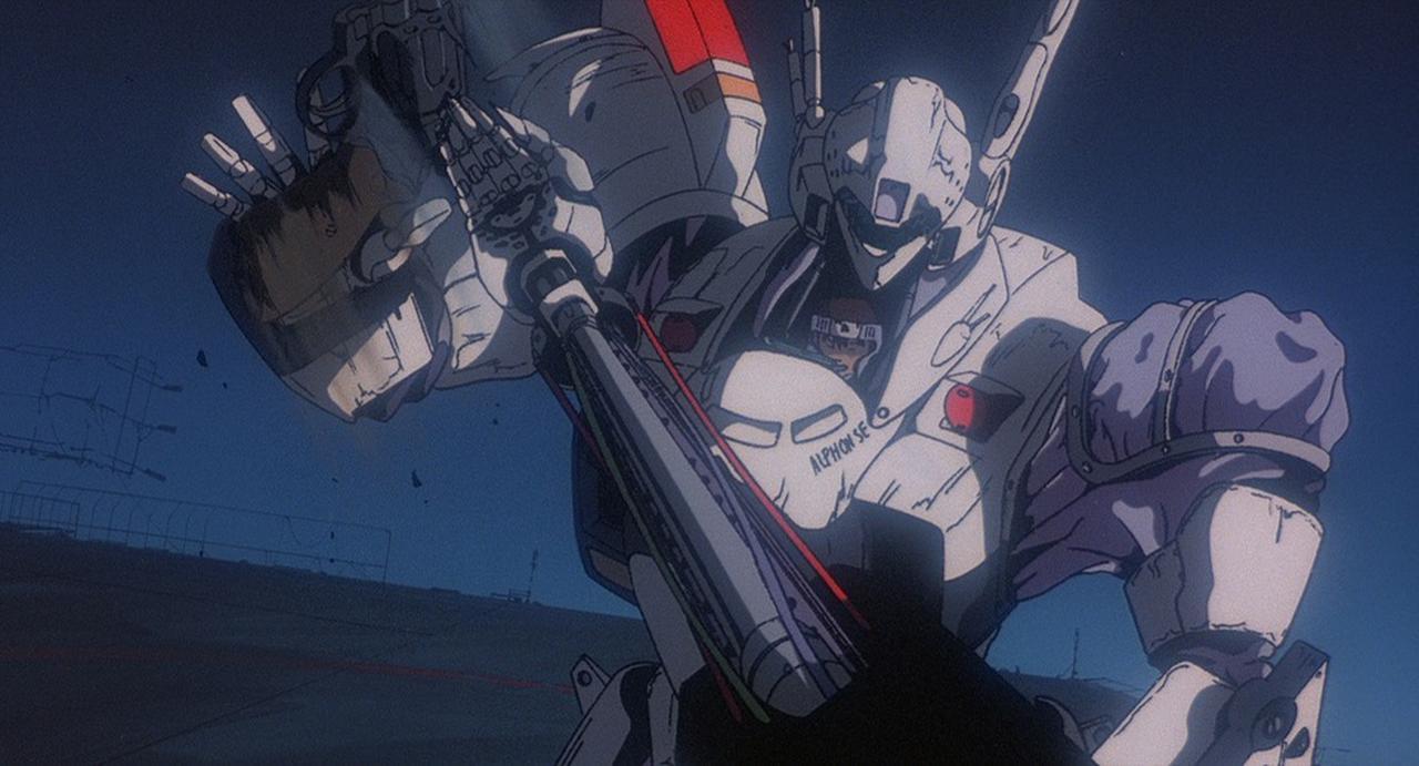 画像: 機動警察パトレイバー the Movie ©1989 HEADGEAR/BANDAI VISUAL/TOHOKUSHINSHA