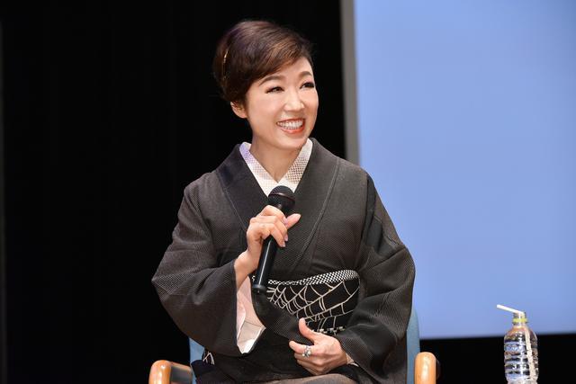 画像2: 角川春樹と松任谷由実が映画『みをつくし料理帖』と主題歌「散りてなお」を語るイベントで親密トーク