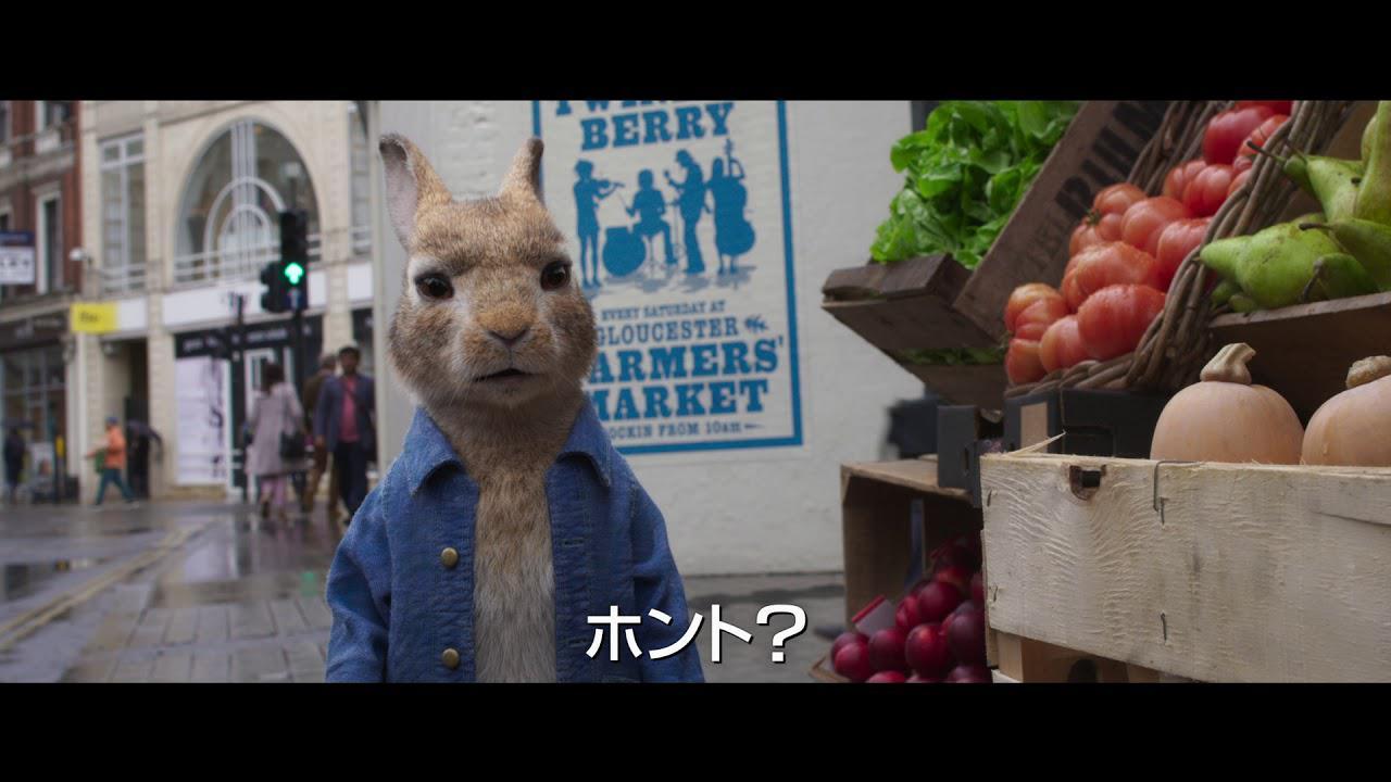 画像: 『ピーターラビット2/バーナバスの誘惑』予告2 #ピーターラビット www.youtube.com