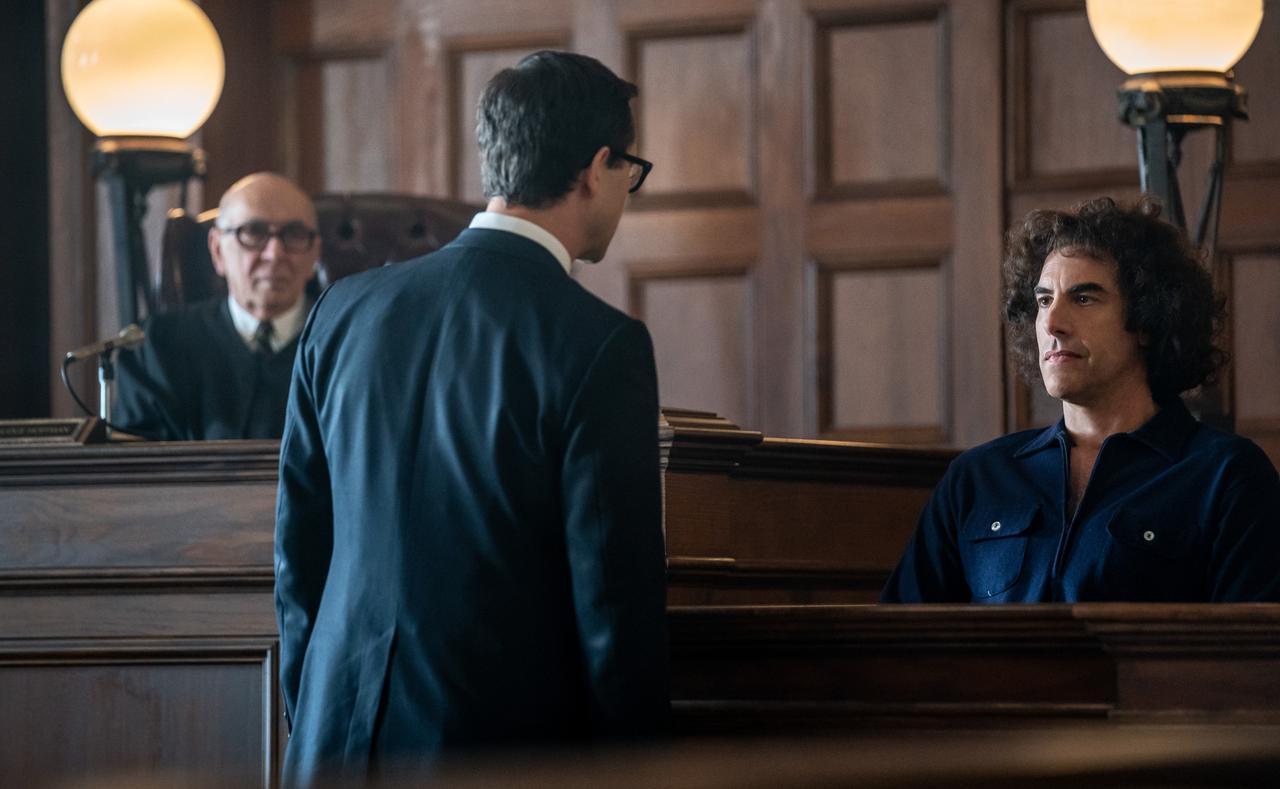 画像: Netflix映画「シカゴ7裁判」独占配信中
