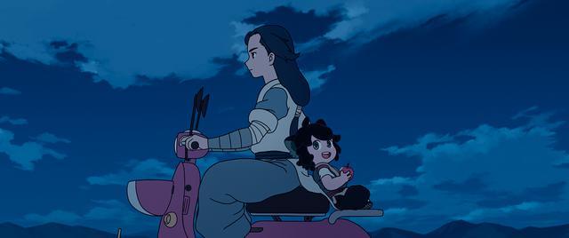 画像: 羅小黒戦記 ぼくが選ぶ未来(日本語吹替版) © Beijing HMCH Anime Co.,Ltd