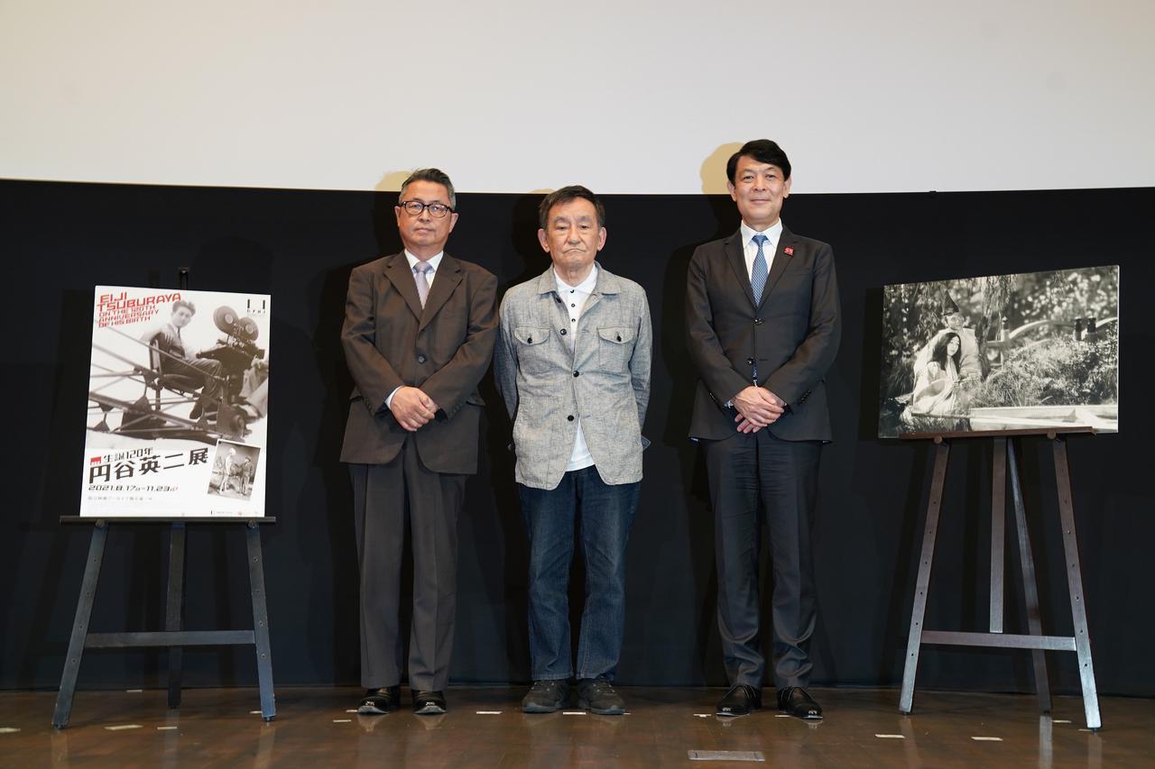 画像2: 円谷英二 生誕120年記念特別イベントレポート。失われた幻の映画『かぐや姫』85年ぶりの奇跡の凱旋上映決定!