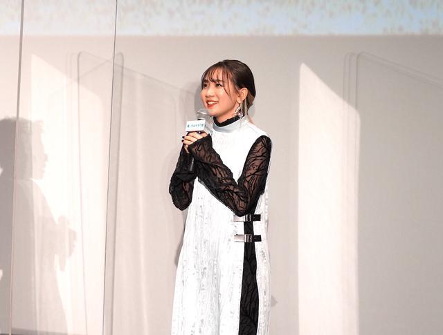 画像6: 朝ドラ1話分のスタンディングオベーション!細田守監督がカンヌでの反響をリポート『竜とそばかすの姫』初日舞台挨拶