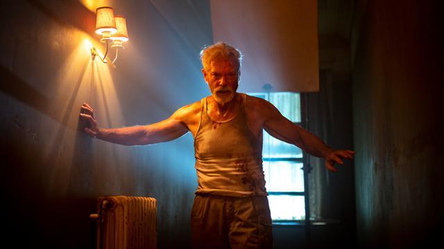 画像1: ホラー映画史上〝最強の老人″と呼び声高いあの盲目の老人が再び!