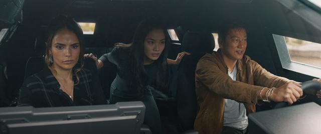 画像3: ワイスピ日本人キャストのアンナ サワイが新ファミリー<エル>役で参戦!!