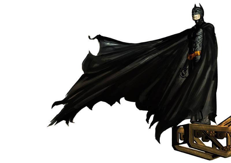 画像: DC展 スーパーヒーローの誕生