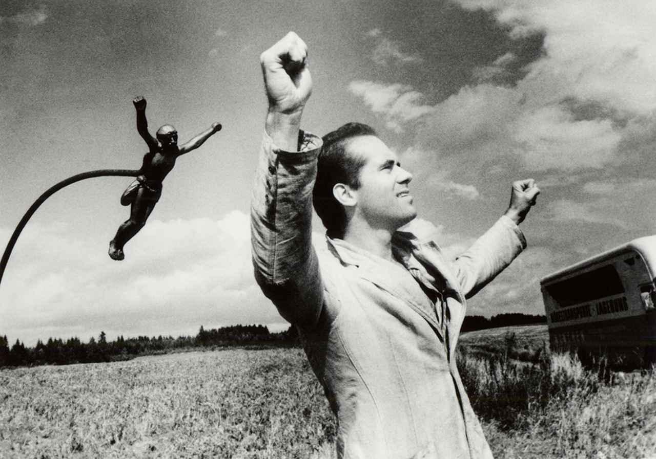 画像: 『さすらい 4K レストア版』(1976/西ドイツ/モノクロ/ヨーロピアン・ビスタ/175 分) © Wim Wenders Stiftung 2014