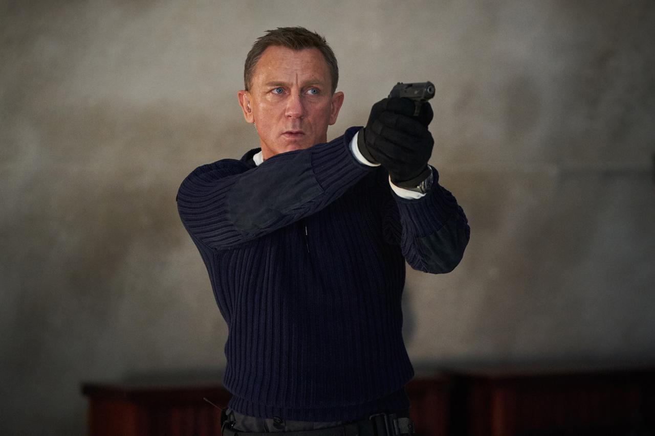 """画像: """"ダニエル""""ボンド、最初で最後の4D・ScreenX上映決定!『007/ノー・タイム・トゥ・ダイ』有終の美を飾る本作に各界から期待の声が続々到着! - SCREEN ONLINE(スクリーンオンライン)"""