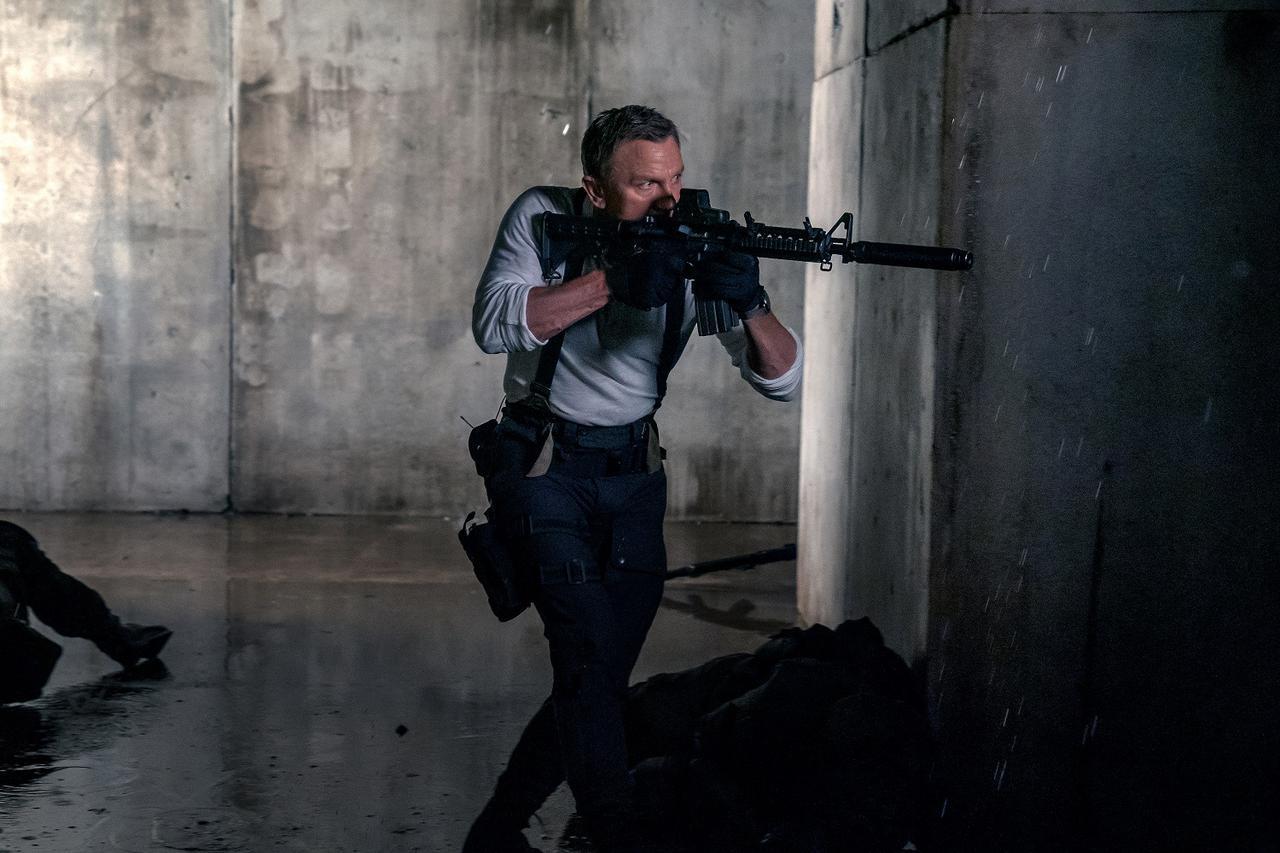画像: ついに公開迫る!『007/ノー・タイム・トゥ・ダイ』ダニエル・ボンド最後の予告編が解禁! - SCREEN ONLINE(スクリーンオンライン)