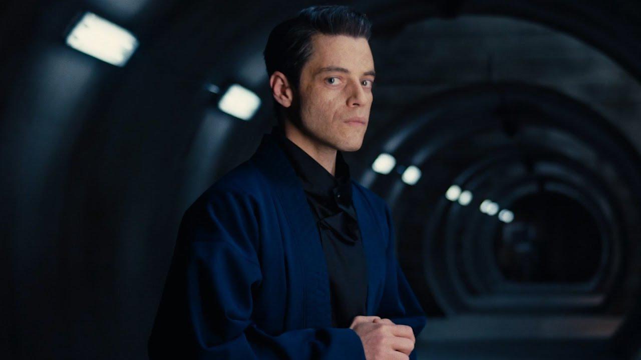 画像: 映画『007/ノー・タイム・トゥ・ダイ』特別映像(サフィンピース) youtu.be