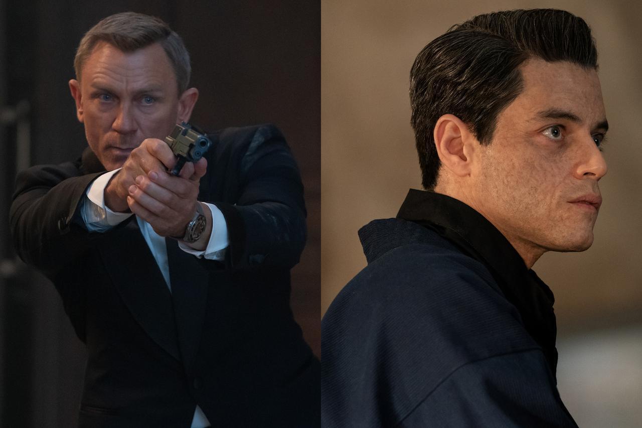 画像: 『007/ノー・タイム・トゥ・ダイ』ダニエル・クレイグ&ラミ・マレックの2ショット日本独占ロングインタビュー映像解禁! - SCREEN ONLINE(スクリーンオンライン)