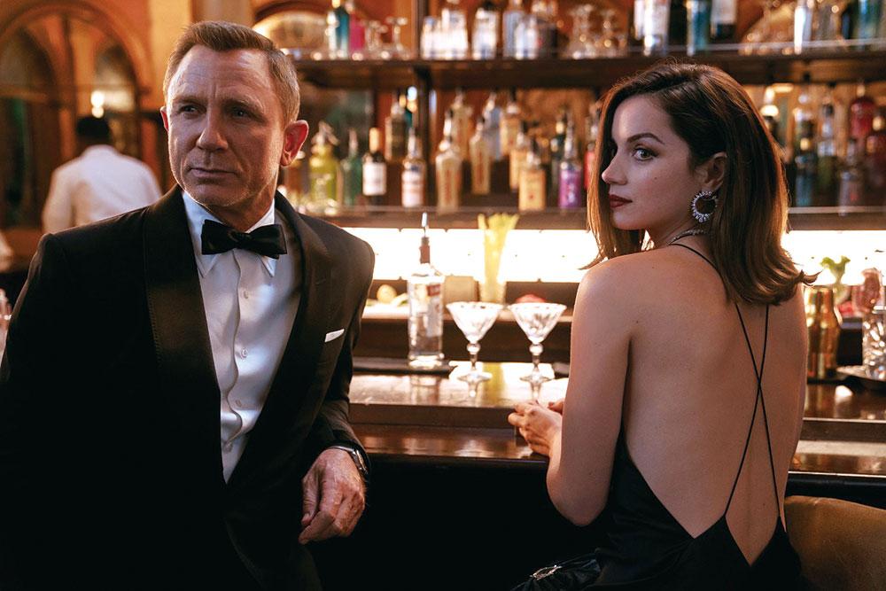 画像: ココだけは外せない!『007/ノー・タイム・トゥ・ダイ』予習&復習ガイド - SCREEN ONLINE(スクリーンオンライン)
