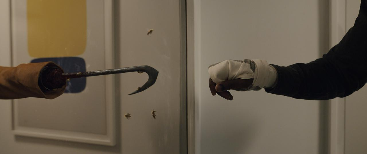 """画像: 忌まわしきあの""""都市伝説""""が全米で蘇る!『キャンディマン』全米週末ランキングNo.1大ヒット! - SCREEN ONLINE(スクリーンオンライン)"""