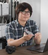 画像: 撮影と解説は写真家&映像クリエーターの上田晃司さん