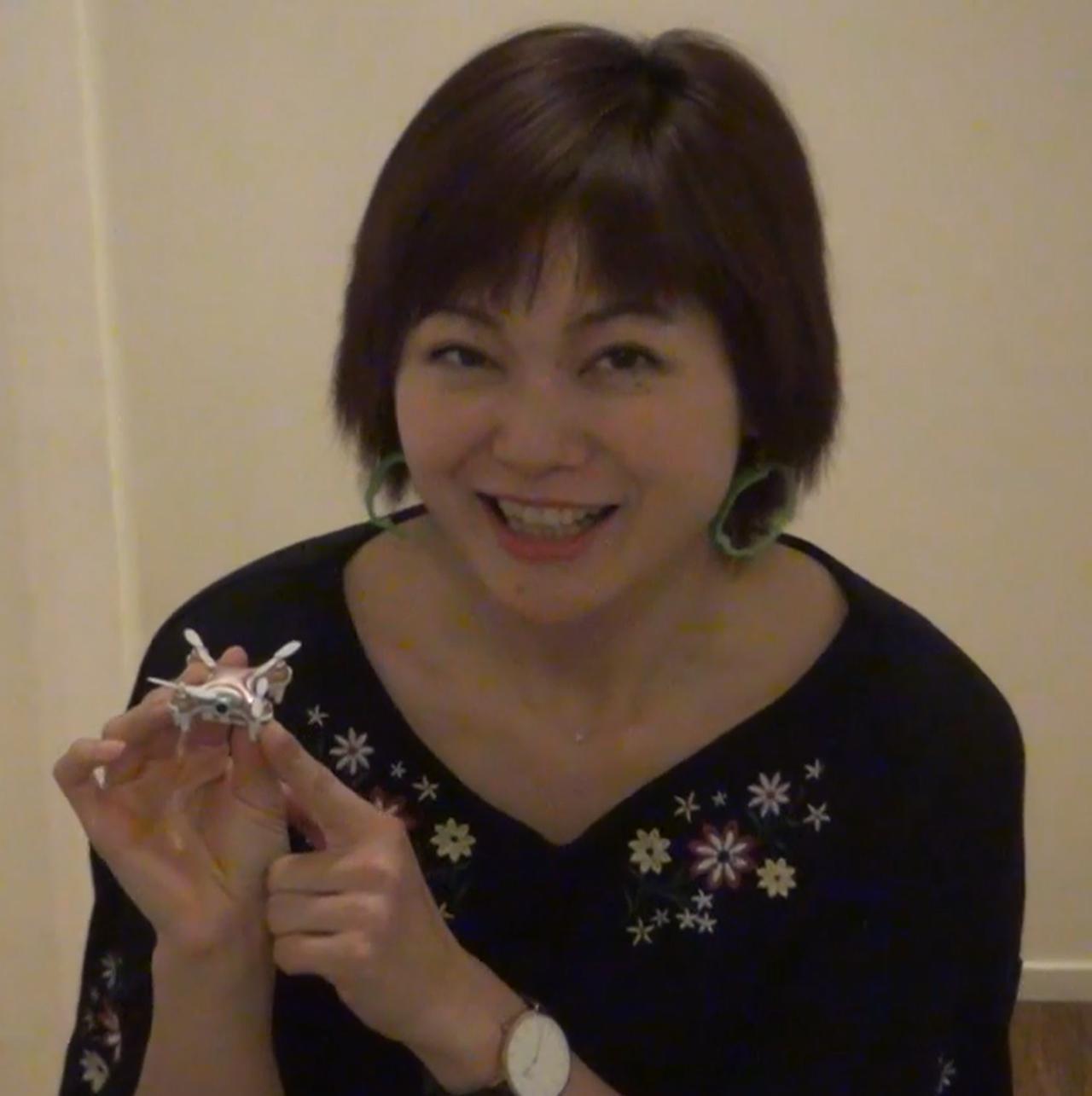画像: 撮影・解説は水咲奈々さん。フリーの写真家として雑誌やイベント、写真教室などで活動。JUIDA認定スクールにて無人航空機操縦士資格を得る。ドローン女(ジョ)1年生として夏は沖縄での空撮を計画中。