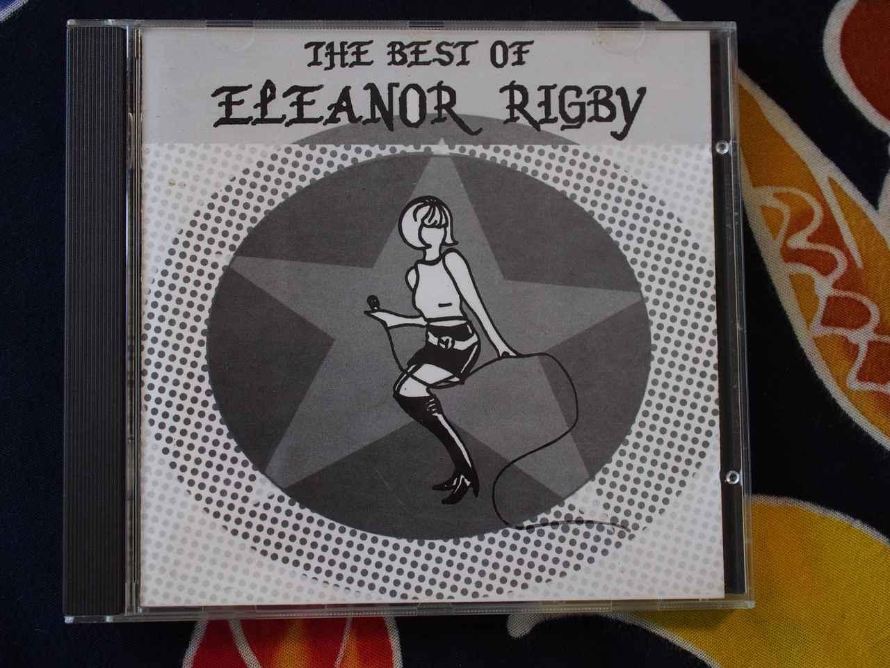"""画像: """"THE BEST OF ELEANOR RIGBY""""(音楽CD)"""